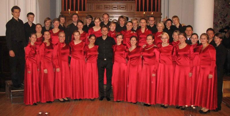 Latvian Youth Choir BALSIS
