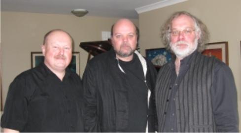Peter Togni Trio at Mahone Bay (2009)