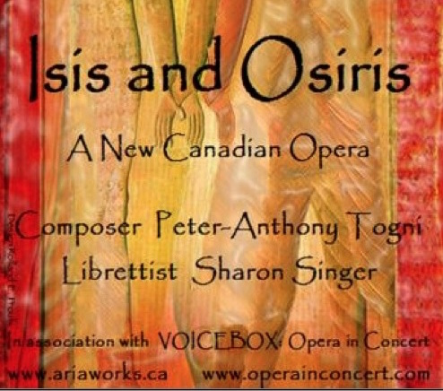 Isis and Osiris, Gods of Egypt - Peter-Anthony Togni